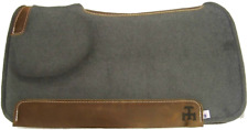 Team Equine Correct Fit 1 Saddle Pad with Fleece (choose size & color) Western