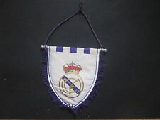 REAL MADRID - Original 1980s Small Spanish Football Pennant