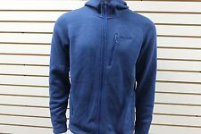 Men's Marmot Sweater Knit Fleece Norhiem Jacket Blue Sapphire 83740 New With Tag