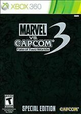 Marvel vs. Capcom 3: Fate of Two Worlds -- Special Edition Xbox 360 Complete
