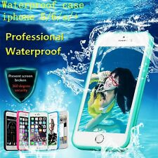 SHOCKPROOF WATERPROOF DIRTPROOF Thin Case Cover For Iphone 5s 6s Plus AU stock