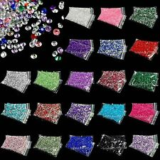 2000pcs 4.5mm Diamond Table Confetti Crystals Plastic Wedding Party Decoration