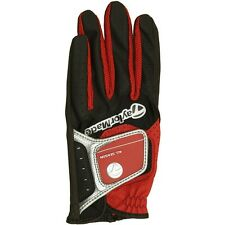 Taylormade JAPAN Golf Glove TM All Season Si for Left hand CCK00 Red Black