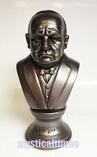 NEW * WINSTON CHURCHILL * BUST STATUE ORNAMENT FIGURINE WITH FREE POST