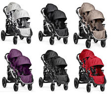 Baby Jogger 2016 City Select Double Stroller Pram w/2nd Seat (Two Seater) NEW
