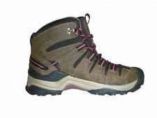Keen Gypsum WP Mid Hiking Boots - Womens Olive/Slate/Rose