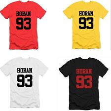 Inspired Harry  Louis 1D Zayn Niall Liam One Direction 93' Hot HORAN T Shirt