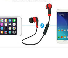 Hands Free Stereo Headphones Headset Bluetooth Sports Earbuds Wireless Earphones