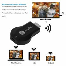 2X 1080P Miracast WiFi Display Receiver AV TV Dongle DLNA Airplay Miracast HDMI