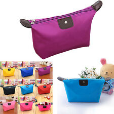 Women's Pouch Bag Handbag Travel Make Up Storage Bags Cosmetic Purse New