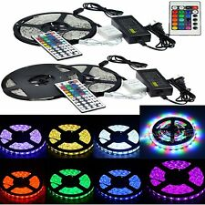 5M SMD 3528/5050/5630/3014 RGB White 300LEDs LED Strip Lights (Power) (44 Key)