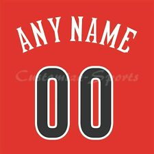 Baseball 2015 All Star National League Jersey Customized Number Kits un-sewn