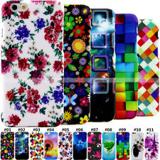 PC Pattern Skin Back Fashion Slim Cute Hard Case Cover Shell For Apple iPhone