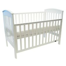 new CLASSIC CURVE 4 IN 1 COT - CLASSIC COT CRIB BABY TODDLE BED