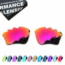 TAN Polarized Lenses Replacement for-Oakley Half Jacket XLJ Vented Sunglasses