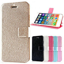 New Card Holder Flip Case Cover Skin For Apple iPhone Samsung Galaxy Note 20aw
