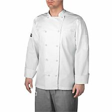 Chefwear 5000-40 Five Star Traditional Chef Jacket, White XS-5XL New !