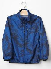 Boy's GAP Cozy Packable Windbreaker Jacket Printed Ripstop Windbuster BNWT