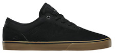 EMERICA THE HERMAN G6 VULC BLACK BLACK GUM MENS SKATEBOARD SHOES SKATE AUSTRALIA