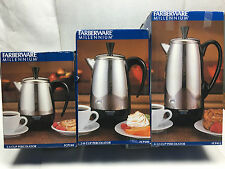 Farberware Millennium Percolator Coffee Maker Pot FCP240 / FCP280 / FCB412