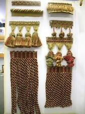 Trims and tassels - TREASURE collection