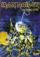Iron Maiden Live After Death 1985 Heavy Metal Album Cover Art POSTER