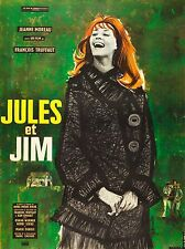 Jules and Jim 1962 Drama (French)  Movie Poster