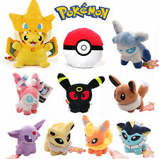 Pokemon Go Pocket Monster Pikachu Pokedolls Throw Pillow Cushion Toy Plush Doll