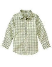 NWT Gymboree Merry and Bright Shirt Blouse Size 4 5 & 7