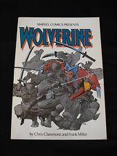 Book - Marvel Comics - Wolverine by Chris Claremont and Frank Miller