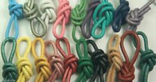 Cord Round 3mm Leather Laces Shoes Boots Fashion Shoes