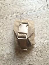 RARE EAGLE INDUSTRIES USMC GRENADE SINGLE POUCH COYOTE BROWN marsoc fsbe recon