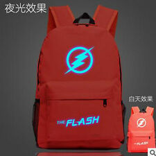 The Flash Night Lights Backpack Shoulders Bag Laptop Bag Schoolbag Bookbag