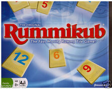 Original Rummikub Fast Moving Rummy Tile Game Ages 8+, Complete with all pieces