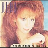 CD, Reba McEntire, Greatest Hits, Volume Two, Vol 2, 1993 * FREE SHIPPING