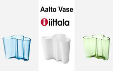 Aalto Vase 16cm, Irregular Glass, Scandinavian Homeware by Iittala