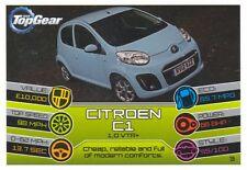 TOPPS TOP GEAR TURBO ATTAX 2015 CHOOSE YOUR BASE CARDS 1-160 BUY 3 GET 6 FREE