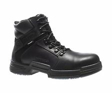 "WOLVERINE W10249 GRIFFIN DURASHOCKS® SR WATERPROOF STEEL-TOE EH 6"" WORK BOOT"