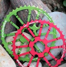 Fouriers 40T 42T cog for Shimano Sram 34/36t 10 speed bicycle Cassette Sprocket