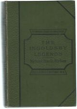 The Ingoldsby Legends Richard Harris Barham Ward Lock & Co 1889 Good Condition