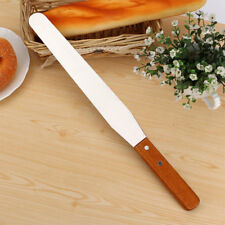 Stainless Steel Blade Icing Spatula Cake Frosting Filling Spreader Baking Tool
