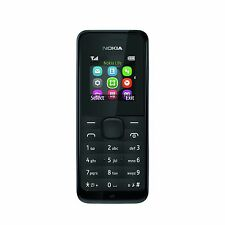 Brand New Nokia 105 Unlocked Dust Free Mobile Phone Cheap Basic Sim Free Genuine