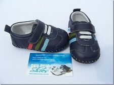 Boys Navy Leather Pre walker's for baby's,Toddler,Kids for age 6 -18months