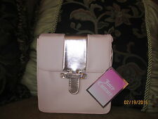 JUICY COUTURE CROSS PURSE BEAUTIFUL PINK