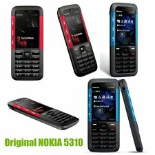 Classic Nokia Xpress Music 5310 Red Unlocked Mobile Phone Grade A new condition