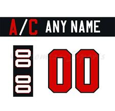 IIHF Hockey 2015 Team Canada White Jersey Customized Number Kits un-sewn