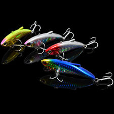 Hot 1PCS/20- 60g Minnow Fishing Lures Bass Crankbait Hooks Tackle Crank Baits