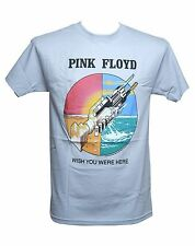 PINK FLOYD - WISH YOU WERE HERE - Official Licensed T-Shirt - New M L XL
