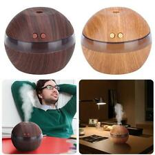 Aromatherapy Humidifier Diffuser New Ultrasonic LED Aroma Air Aroma