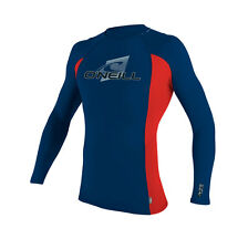 ONEILL YOUTH SKINS L/S RASH VEST 2015 Deepsea Oneill Wetsuits Rash Vests